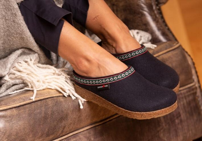 Damen Hausschuhe Sommer rutschfeste Pantoffeln Lautlos Flach Memory Fom Indoor Slippers