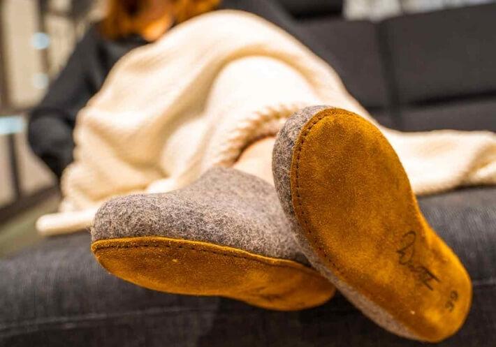 Pantoffeln online kaufen   Versandkostenfrei auf Rechnung